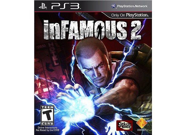Jogo PS3 inFamous 2 - Sony