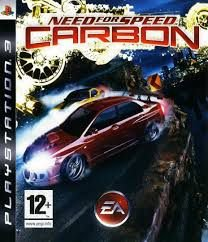 Usado Jogo PS3 Need for Speed Carbon - Electronic Arts