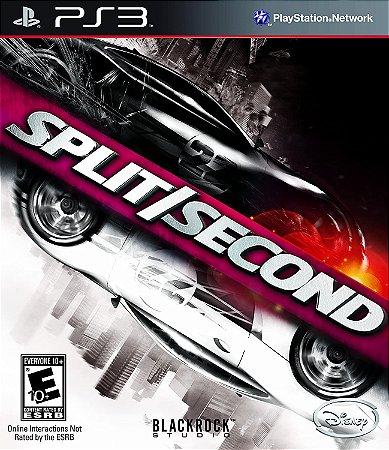 Usado Jogo PS3 Split/Second - Disney