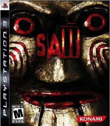 Usado Jogo PS3 Saw - Konami