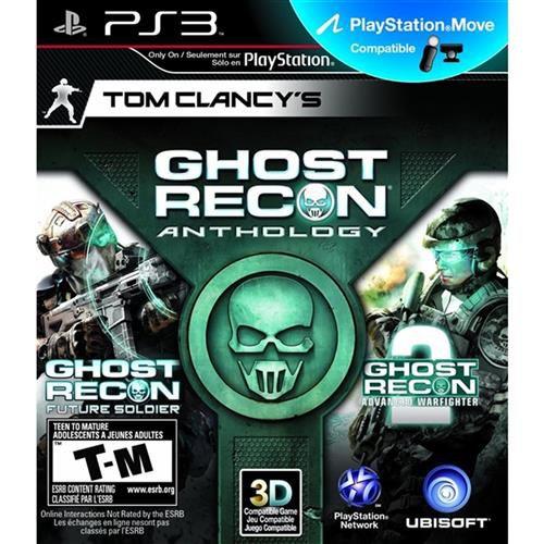 Usado Jogo PS3 Tom Clancy's Ghost Recon Anthology - Ubisoft