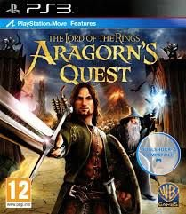 Usado Jogo PS3 The Lord Of The Rings Aragorn's Quest - Warner