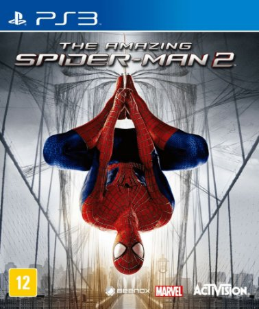 Usado Jogo PS3 The Amazing Spider-Man 2 - Activision