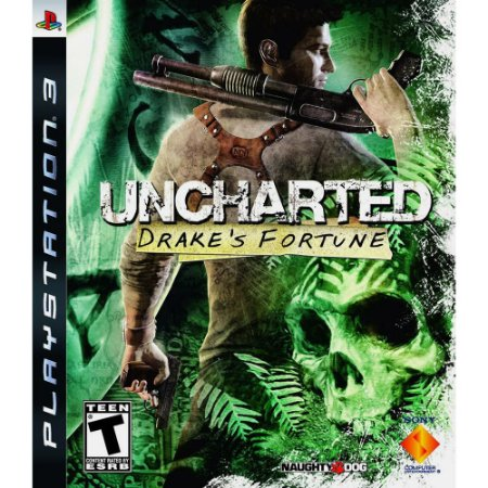 Usado Jogo PS3 Uncharted: Drakes Fortune - Naughty Dog
