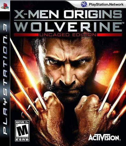 Jogo PS3 X-Men Origins Wolverine - Activision
