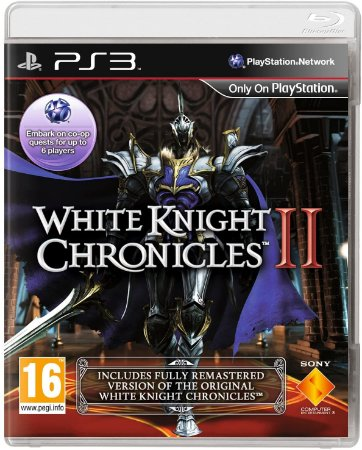 Jogo PS3 White Knight Chronicles II - D3 Publisher