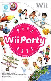 Usado Jogo Nintendo Wii Party - Nintendo