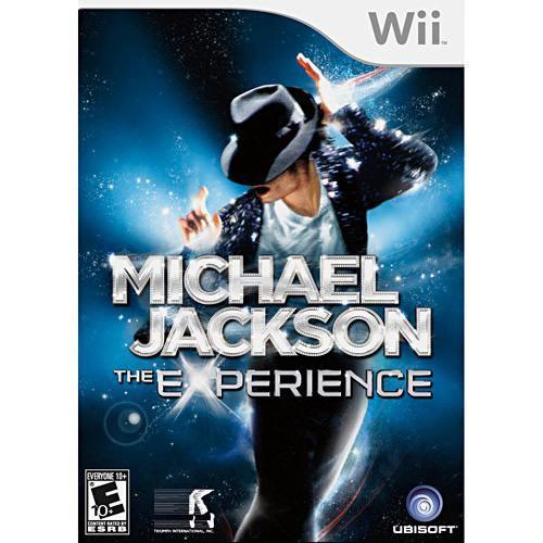 Jogo Nintendo Wii Michael Jackson: The Experience - Ubisoft