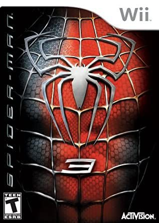 Jogo Nintendo Wii Spider-Man 3 - Activision