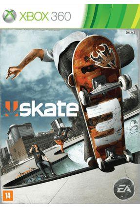 Jogo Xbox 360 Skate 3 - Electronic Arts