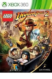 Jogo XBOX 360 Lego Indiana Jones 2 - LucasArts
