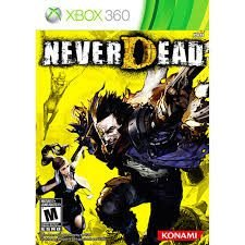 Jogo Xbox 360  NeverDead - Konami
