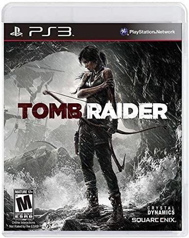 Usado Jogo PS3 Tomb Raider - Square Enix