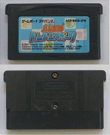 Jogo Nintendo GBA Totoko Hamtaro Sports (somente o jogo) - Japonês