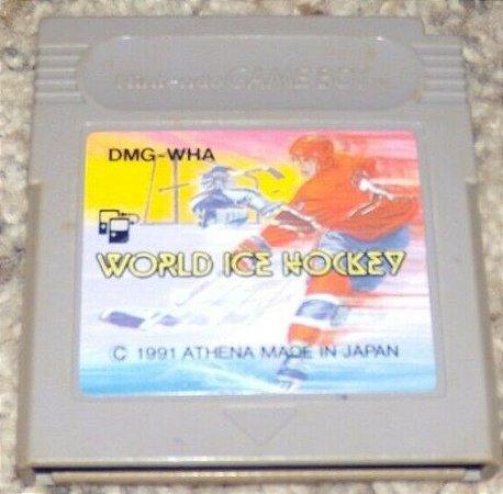 Jogo Game Boy World Ice Hockey