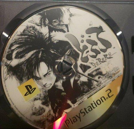 Jogo Usado PS2 Blood Will Tell Tezuka Osamu's Dodoro Japonês (somente o jogo) - Sony