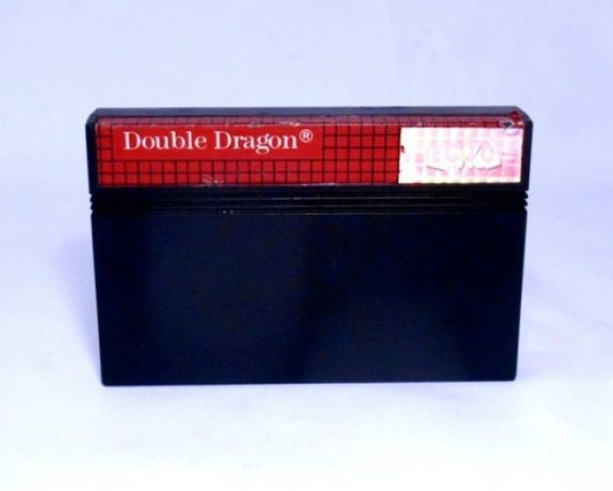 Jogo Master System Double Dragon - Sega