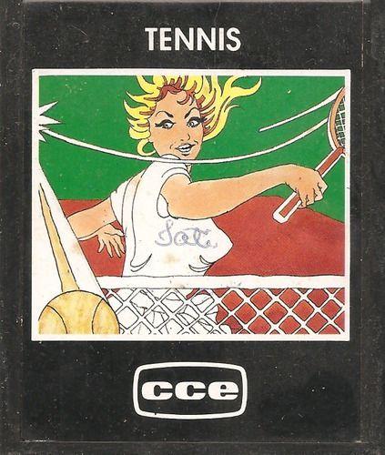 Jogo ATARI TENNIS - CCE
