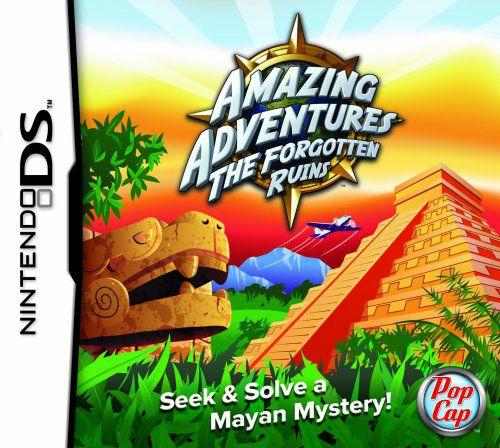Usado Jogo Nintendo DS Amazing Adventures The Forgotten Ruins - Pop Cap