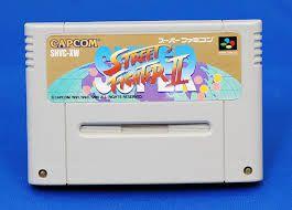 Jogo Super Famicom Super Street Fighter 2  - Capcom