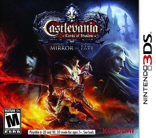 Jogo Nintendo 3DS Castlevania Lords Of Shadow: Mirror Of Fate - Konami