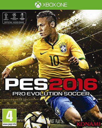 Usado Jogo Xbox One PES 2016 Pro Evolution Soccer - Konami