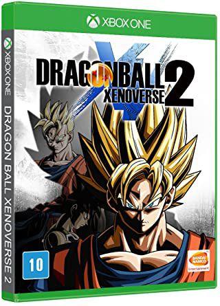 Usado Jogo Xbox One Dragon Ball: Xenoverse 2 - Bandai Namco