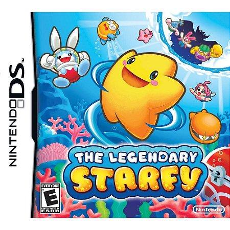 Usado Jogo Nintendo DS The Legendary Starfy - Nintendo
