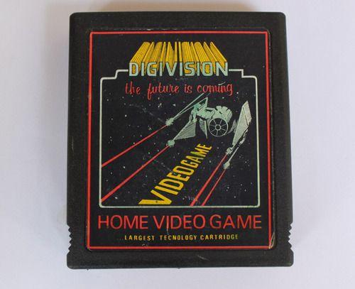 Usado Jogo Atari Baskett Cartucho Digivision - Atari