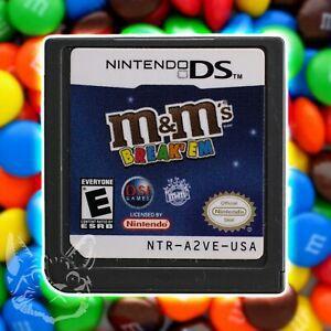 Usado Jogo Nintendo DS M&M's Break 'Em - Nintendo