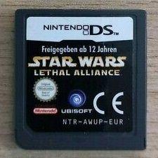 Jogo Nintendo DS Star Wars Lethal Alliance (loose) - Ubisoft