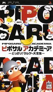 Usado Jogo PSP Piposaru Academia Japonês - Sony
