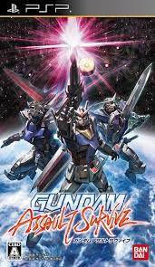 Usado Jogo PSP Gundam Assault Survive Japonês - Bandai