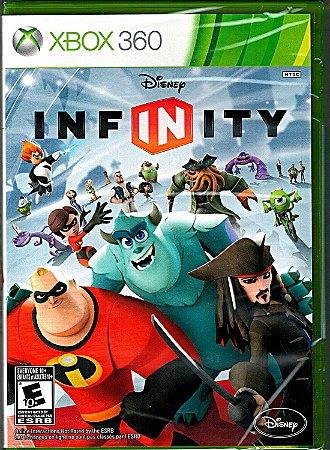 Jogo Xbox 360 Disney Infinity 1.0 Edition | Somente o Jogo - Disney