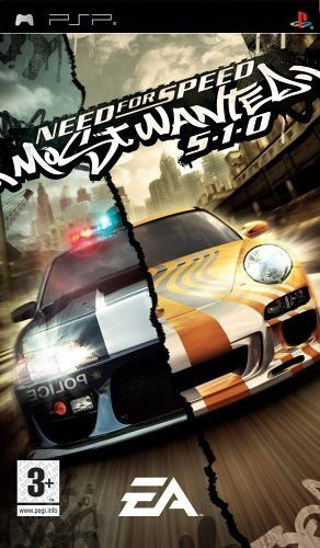 Usado Jogo PSP Need for speed Most Wanted 5-1-0  - EA