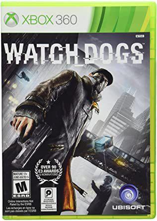 Usado Jogo Xbox 360 Watch Dogs - Ubisoft