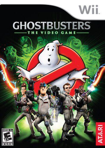Jogo Nintendo Wii Ghostbusters The Video Game - Atari