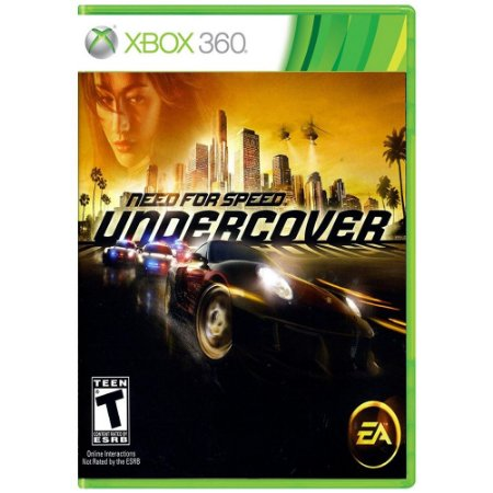 Usado Jogo Xbox 360 Need for Speed Undercover - Electronic Arts