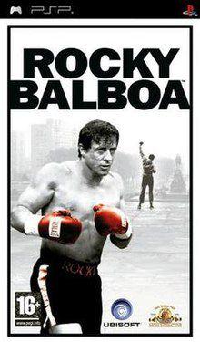 Usado Jogo PSP Rocky Balboa - Ubisoft