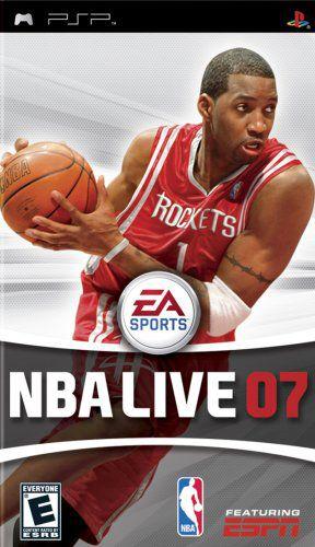 Jogo PSP NBA Live 07 - EA Sports