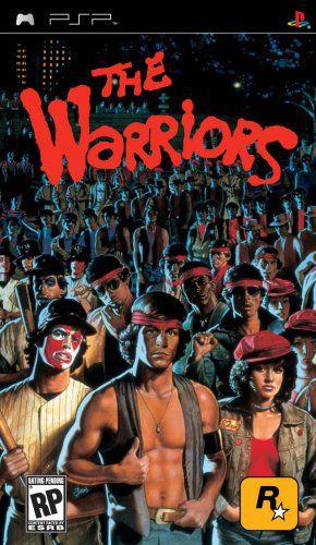 Jogo PSP The Warriors - Rockstar