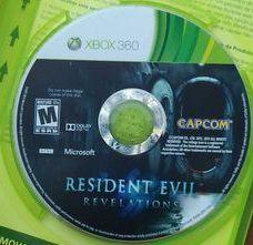 Jogo Xbox 360 Resident Evil Revelations (loose) - Capcom