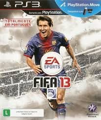 Jogo PS3 Fifa Soccer 13 - EA Sports