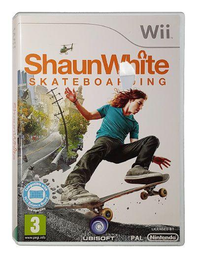 Usado Jogo Nintendo Wii Shaun White Skateboarding - Ubisoft