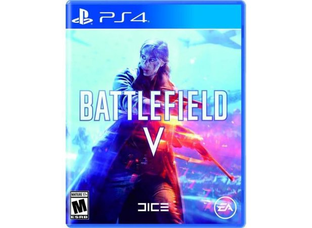 Usado Jogo PS4 Battlefield V - EA