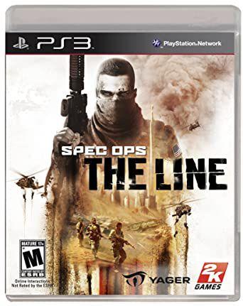 Usado Jogo PS3 Spec Ops: The Line - 2K Games