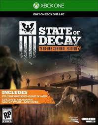 Jogo Xbox One State of Decay - Microsoft Studios