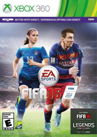 Usado Jogo Xbox 360 Fifa 16 - EA