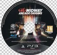 Jogo PS3 Midway Arcade Origins (loose) - WB Games