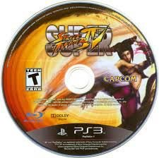 Usado Jogo PS3 Super Street Fighter IV (loose) - Capcom